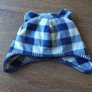 Boys winter hat  toddler 12-18 mo